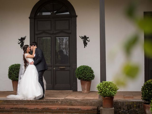El matrimonio de Nicolás y Sofía en Calera de Tango, Maipo 20