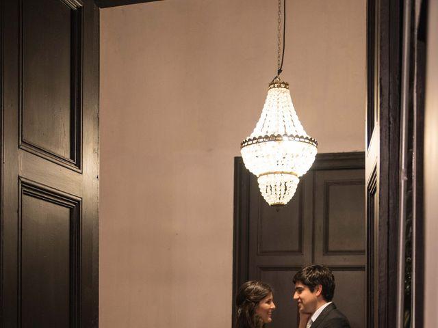 El matrimonio de Nicolás y Sofía en Calera de Tango, Maipo 1