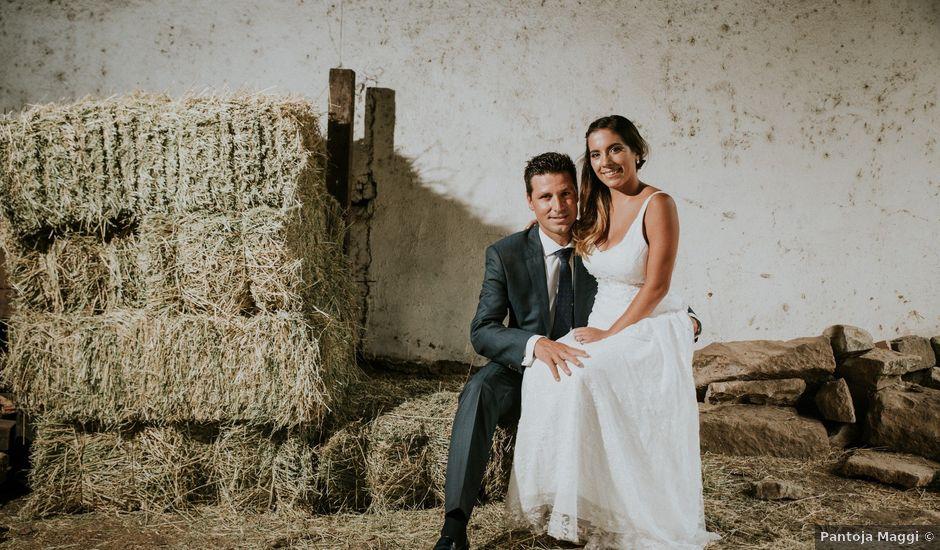 El matrimonio de Álvaro y María José en San Fernando, Colchagua