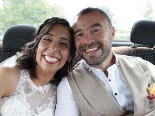 El matrimonio de Jessica  y Pedro  2