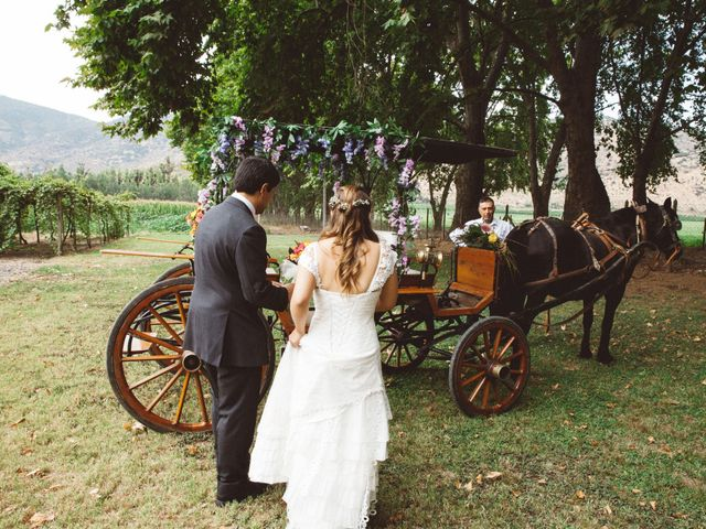 El matrimonio de Rodrigo y Camila en Pichidegua, Cachapoal 5