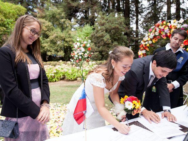 El matrimonio de Rodrigo y Camila en Pichidegua, Cachapoal 6