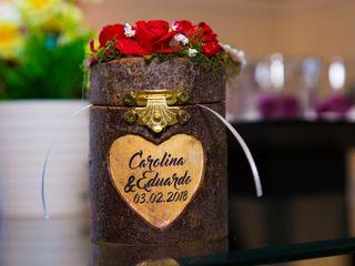 El matrimonio de Carolina y Eduardo  1