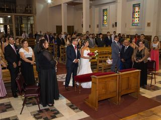 El matrimonio de Carolina y Eduardo  3
