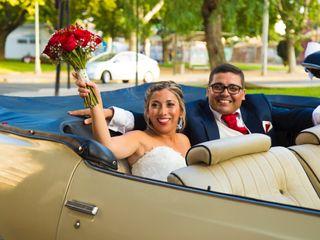 El matrimonio de Carolina y Eduardo