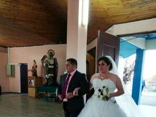 El matrimonio de Lorena  y Cristián  2