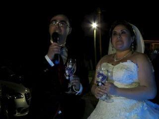 El matrimonio de Lorena  y Cristián  3