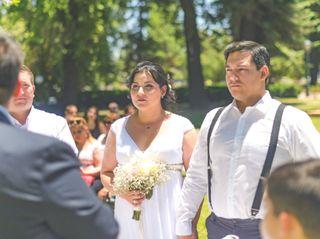 El matrimonio de Cindy y Carlos  2