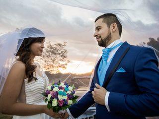 El matrimonio de Alejandra y Cristóbal