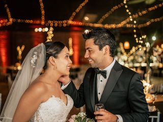 El matrimonio de Giovanna y Fernando