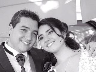 El matrimonio de Daniela y Diego 3