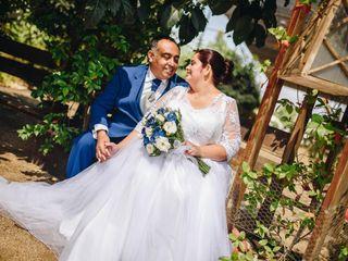 El matrimonio de Paulina y Jorge