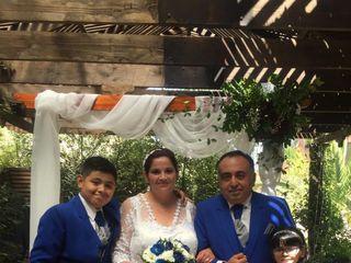 El matrimonio de Paulina y Jorge 2