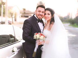 El matrimonio de Camila y Emmanuel