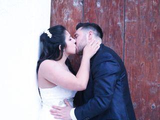 El matrimonio de Camila y Emmanuel  2