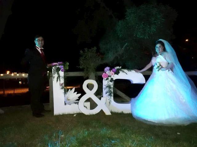 El matrimonio de Lorena  y Cristián
