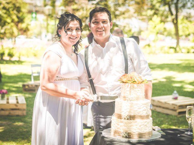 El matrimonio de Cindy y Carlos
