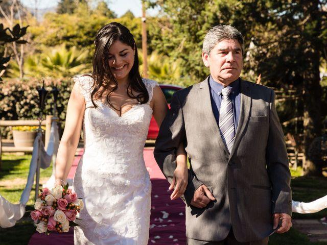 El matrimonio de Lorenzo y Elizabeth en Graneros, Cachapoal 13