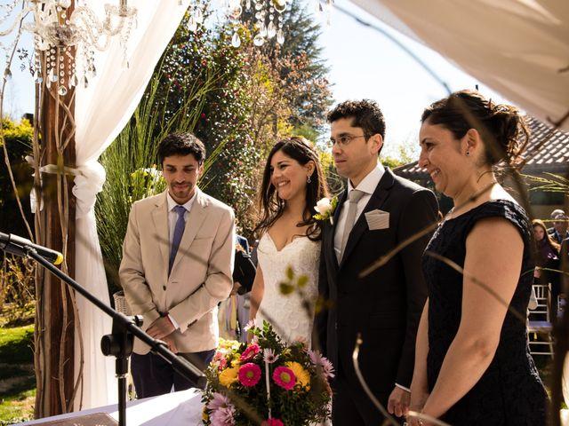 El matrimonio de Lorenzo y Elizabeth en Graneros, Cachapoal 15