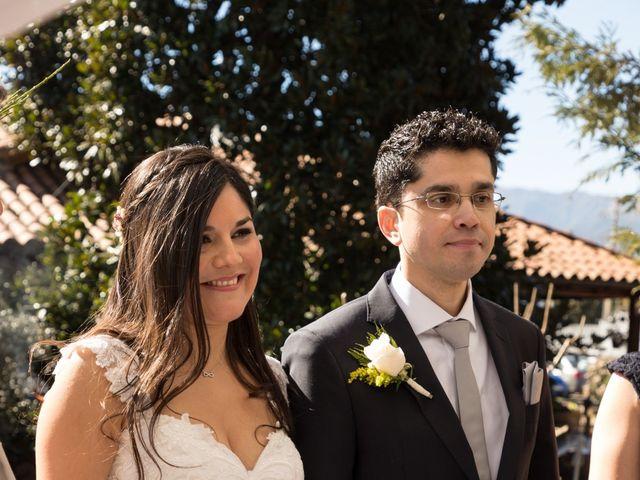 El matrimonio de Lorenzo y Elizabeth en Graneros, Cachapoal 16