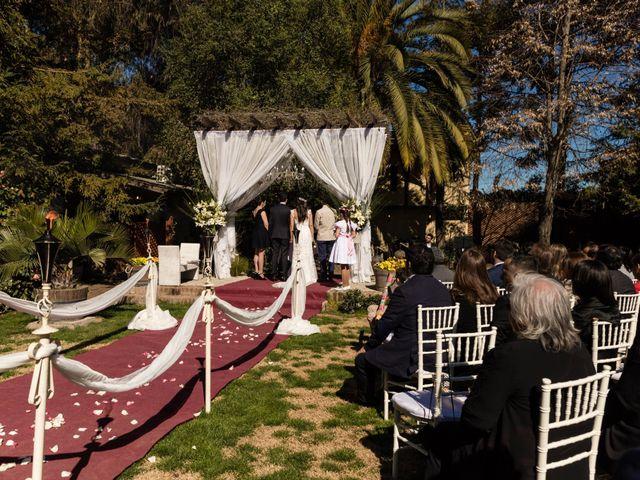 El matrimonio de Lorenzo y Elizabeth en Graneros, Cachapoal 17