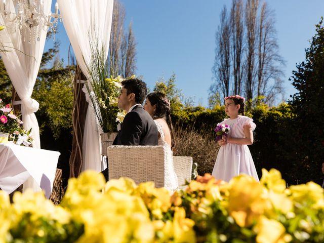 El matrimonio de Lorenzo y Elizabeth en Graneros, Cachapoal 23