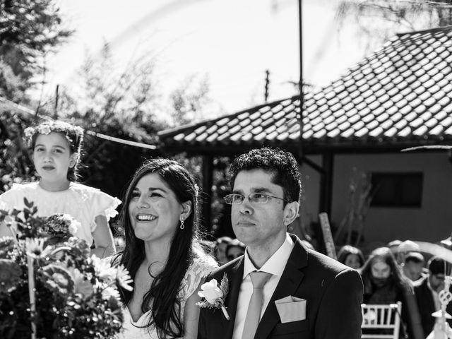 El matrimonio de Lorenzo y Elizabeth en Graneros, Cachapoal 24