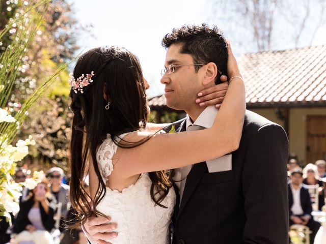 El matrimonio de Lorenzo y Elizabeth en Graneros, Cachapoal 25