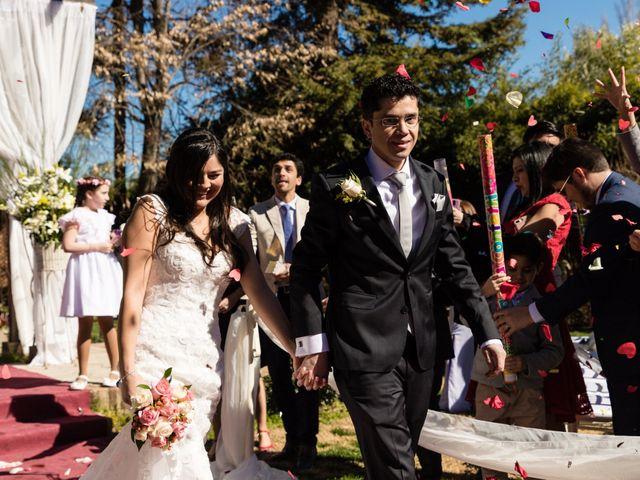 El matrimonio de Lorenzo y Elizabeth en Graneros, Cachapoal 29