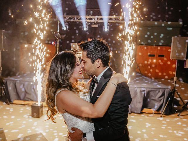 El matrimonio de Fernando y Giovanna en Paine, Maipo 1