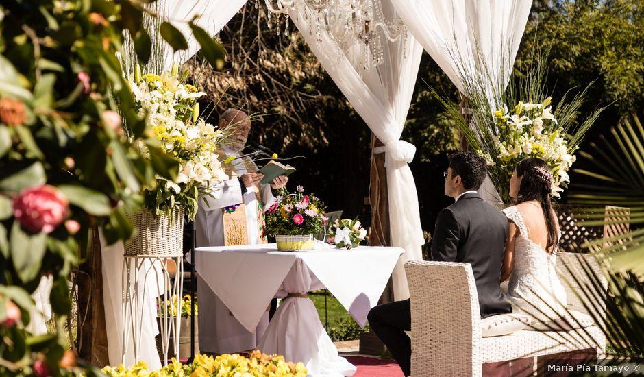 El matrimonio de Lorenzo y Elizabeth en Graneros, Cachapoal