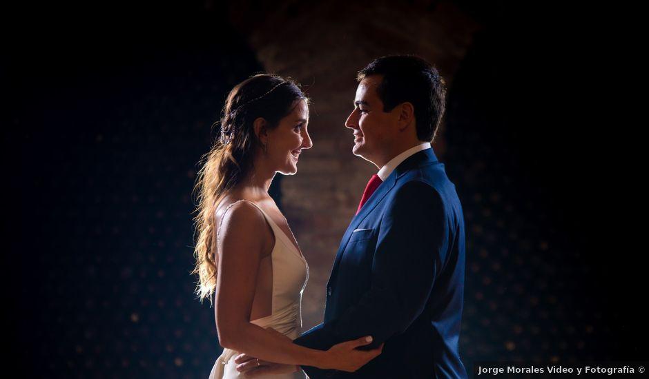 El matrimonio de Sebastián y Francisca en San Bernardo, Maipo