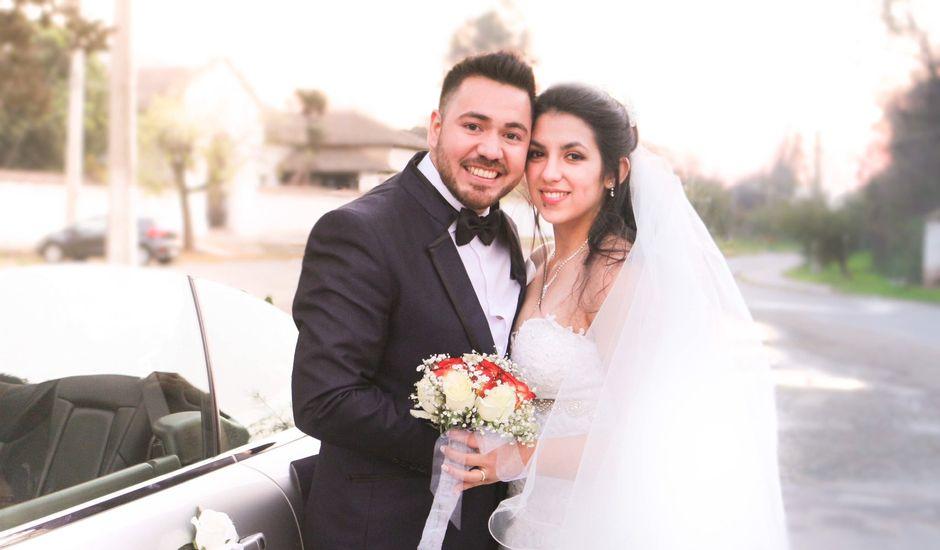El matrimonio de Emmanuel  y Camila en Calera de Tango, Maipo