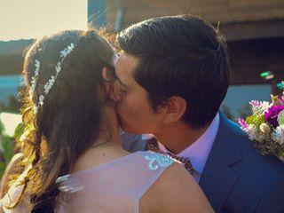 El matrimonio de Juan Pablo y Natalie 1