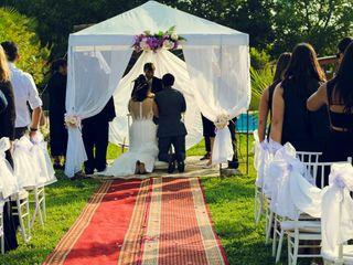 El matrimonio de Juan Pablo y Natalie 3