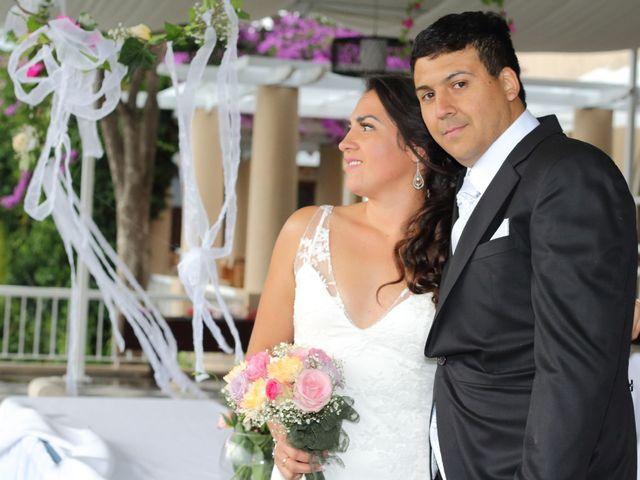 El matrimonio de Llanina y Bastián