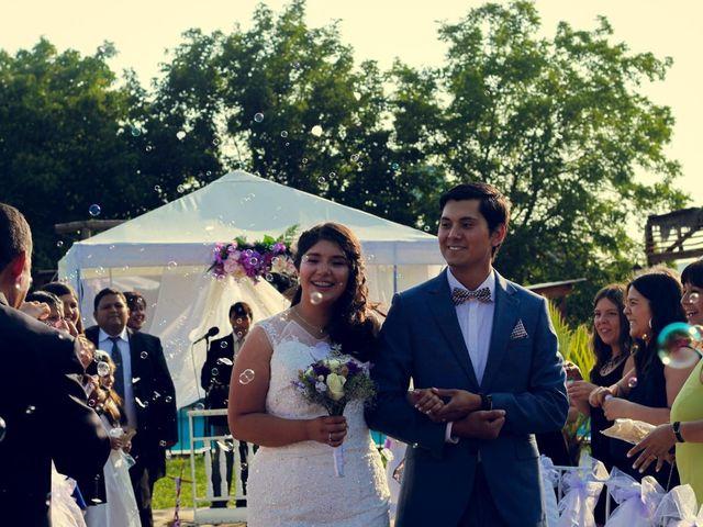 El matrimonio de Juan Pablo y Natalie