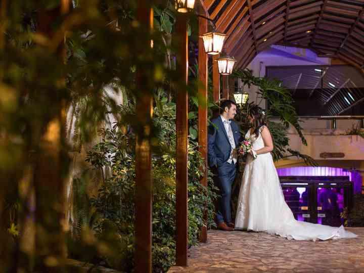 El matrimonio de Louiselle y Cristian