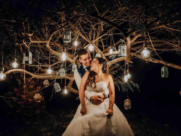 El matrimonio de Piera y Francisco