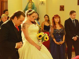 El matrimonio de Christiane  y Juan Pablo 1