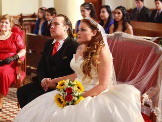 El matrimonio de Christiane  y Juan Pablo 2