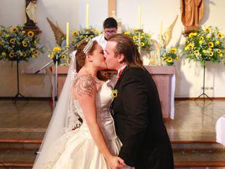 El matrimonio de Christiane  y Juan Pablo 3