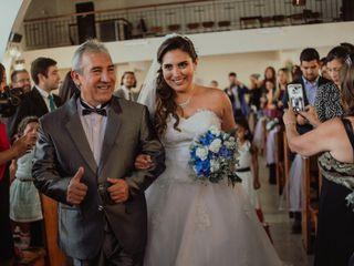 El matrimonio de Piera y Francisco 1