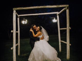 El matrimonio de Piera y Francisco 2