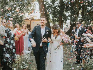 El matrimonio de Valentina y Daniel