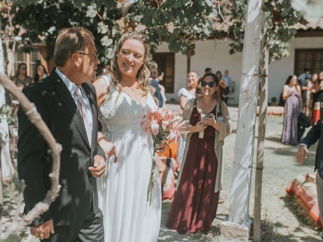 El matrimonio de Daniel y Valentina en Calera de Tango, Maipo 4