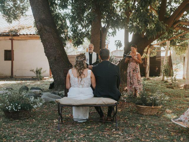 El matrimonio de Daniel y Valentina en Calera de Tango, Maipo 5