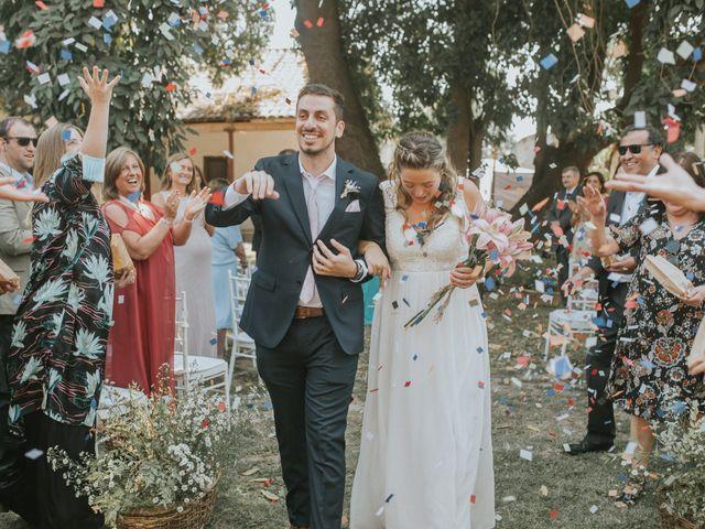 El matrimonio de Daniel y Valentina en Calera de Tango, Maipo 7
