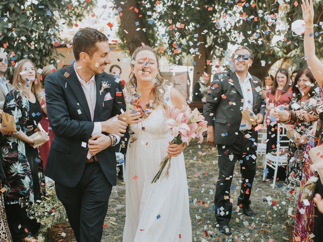 El matrimonio de Daniel y Valentina en Calera de Tango, Maipo 8