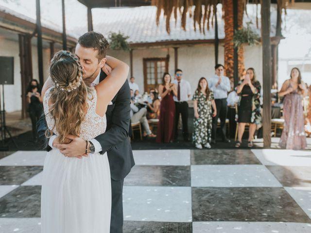 El matrimonio de Daniel y Valentina en Calera de Tango, Maipo 12